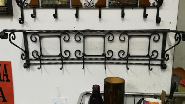 Закачалка за стена от ковано желязо