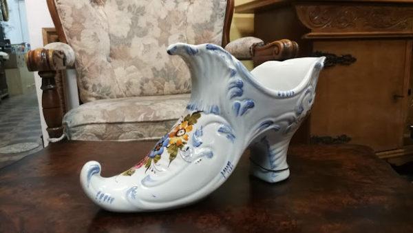 Порцеланова обувка ,Bassano'