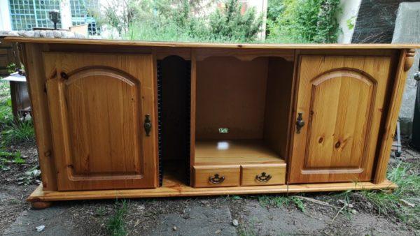 Шкаф в стил Рустик