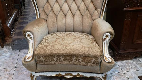Кресло в стил Барок