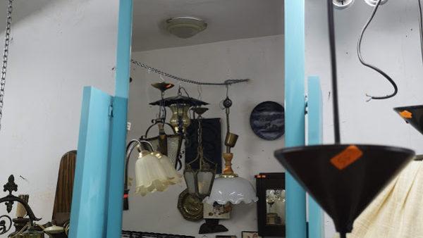 Огледало в стил Шаби Шик