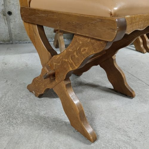 Trapezni dabovi stolove-2