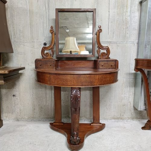 Unikalna konzola s ogledalo-1